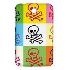 Skull Samsung Galaxy Tab 3 (7 ) P3200 Hardshell Case