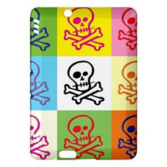Skull Kindle Fire HDX 7  Hardshell Case
