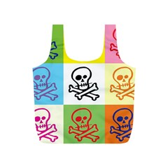Skull Reusable Bag (S)