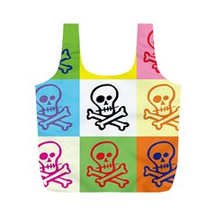 Skull Reusable Bag (m)