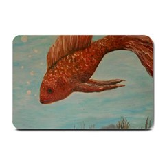Gold Fish Small Door Mat
