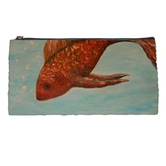 Gold Fish Pencil Case