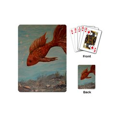 Gold Fish Playing Cards (mini)