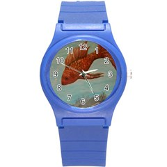 Gold Fish Plastic Sport Watch (Small)