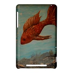 Gold Fish Google Nexus 7 (2012) Hardshell Case