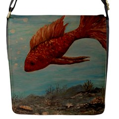 Gold Fish Removable Flap Cover (small)