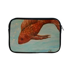 Gold Fish Apple iPad Mini Zippered Sleeve