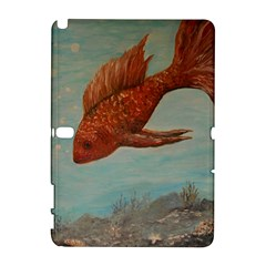 Gold Fish Samsung Galaxy Note 10.1 (P600) Hardshell Case