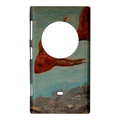 Gold Fish Nokia Lumia 1020 Hardshell Case