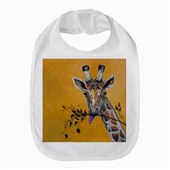 Giraffe Treat Bib