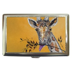 Giraffe Treat Cigarette Money Case