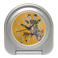 Giraffe Treat Desk Alarm Clock