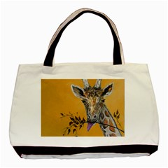 Giraffe Treat Classic Tote Bag