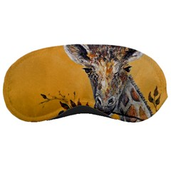 Giraffe Treat Sleeping Mask