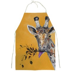 Giraffe Treat Apron