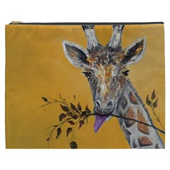 Giraffe Treat Cosmetic Bag (XXXL)