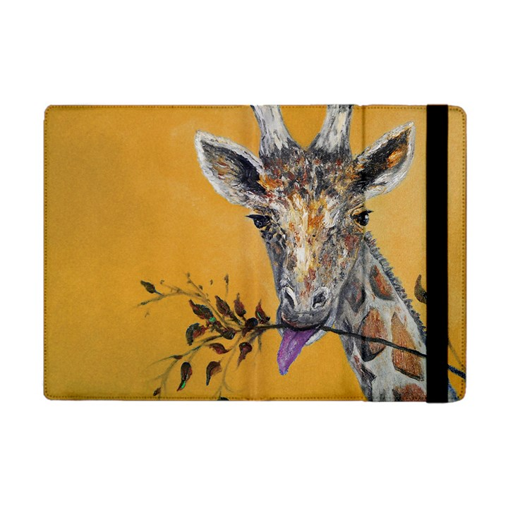 Giraffe Treat Apple iPad Mini Flip Case