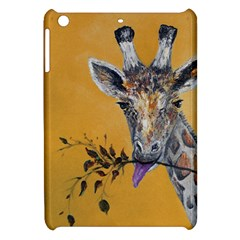 Giraffe Treat Apple iPad Mini Hardshell Case