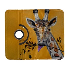 Giraffe Treat Samsung Galaxy S  III Flip 360 Case