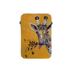 Giraffe Treat Apple iPad Mini Protective Sleeve