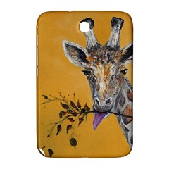Giraffe Treat Samsung Galaxy Note 8.0 N5100 Hardshell Case
