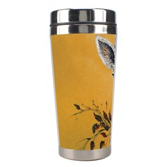 Giraffe Treat Stainless Steel Travel Tumbler