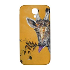 Giraffe Treat Samsung Galaxy S4 I9500/I9505  Hardshell Back Case