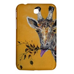 Giraffe Treat Samsung Galaxy Tab 3 (7 ) P3200 Hardshell Case