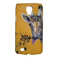 Giraffe Treat Samsung Galaxy S4 Active (I9295) Hardshell Case