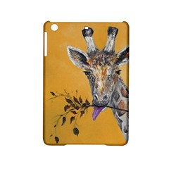 Giraffe Treat Apple Ipad Mini 2 Hardshell Case
