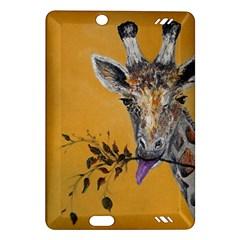 Giraffe Treat Kindle Fire HD 7  (2nd Gen) Hardshell Case