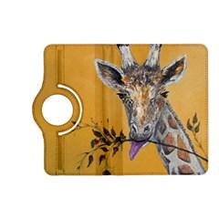 Giraffe Treat Kindle Fire HD 7  (2nd Gen) Flip 360 Case