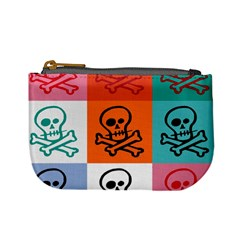 Skull Coin Change Purse