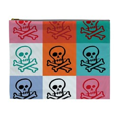 Skull Cosmetic Bag (XL)