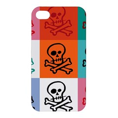 Skull Apple Iphone 4/4s Hardshell Case