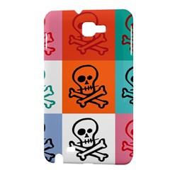 Skull Samsung Galaxy Note 1 Hardshell Case