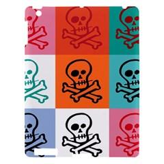 Skull Apple Ipad 3/4 Hardshell Case