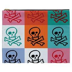 Skull Cosmetic Bag (xxxl)
