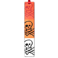 Skull Large Bookmark