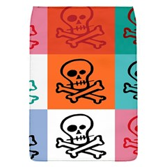 Skull Removable Flap Cover (small)