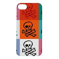 Skull Apple iPhone 5S Hardshell Case