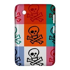 Skull Samsung Galaxy Tab 2 (7 ) P3100 Hardshell Case