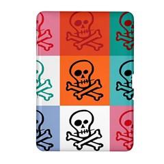 Skull Samsung Galaxy Tab 2 (10.1 ) P5100 Hardshell Case