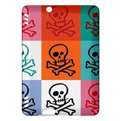 Skull Kindle Fire Hdx 7  Hardshell Case