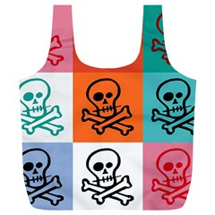 Skull Reusable Bag (xl)