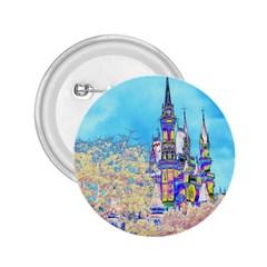 Castle for a Princess 2.25  Button