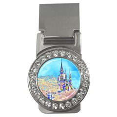 Castle for a Princess Money Clip (CZ)