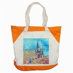 Castle for a Princess Accent Tote Bag