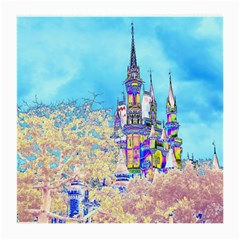 Castle for a Princess Glasses Cloth (Medium, Two Sided)