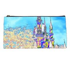 Castle for a Princess Pencil Case